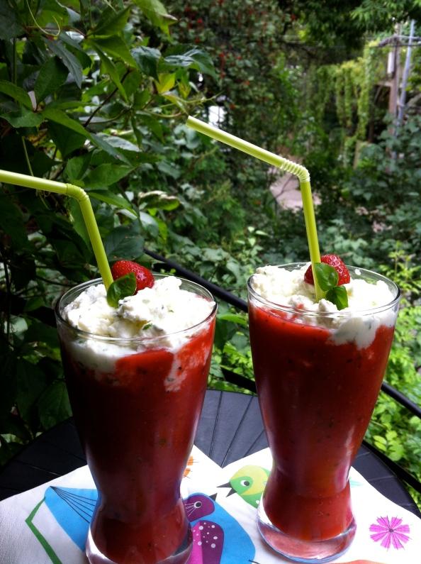 Boire l'été